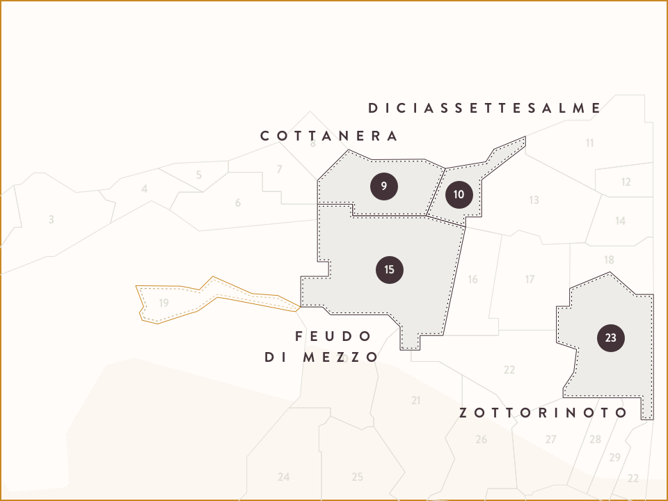 Mappa Barbazzale
